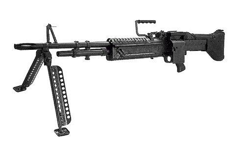 TSSフォーチュン M60 M60マシンガン(USA) モデルガン