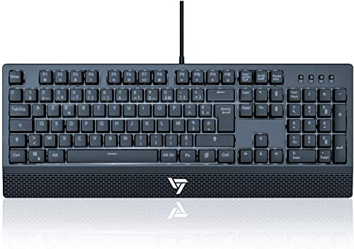 Clavier Mécanique Gaming VicTsing Clavier Gamer...