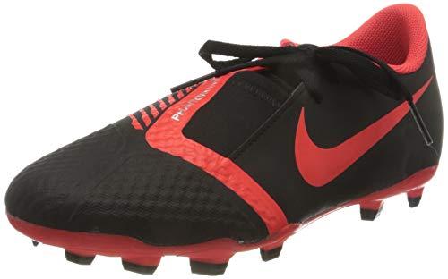 Nike Unisex Phantom Venom Academy FG Fußballschuhe, Schwarz (Black/Bright Crimson 060), 37 EU