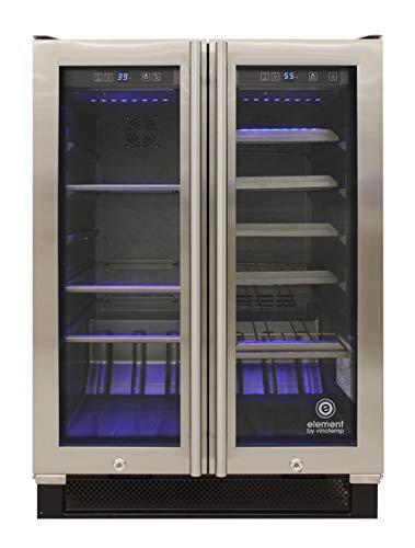 EL-BWC103-03 Wine & Beverage Cooler