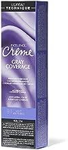 L'Oreal Paris Excellence Creme Permanent Hair Color, Light Ash Blonde No.9.1, 1.74 Ounce