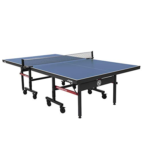 STIGA Advantage Pro Tournament-Quality Indoor Table Tennis Table 95% Preassembled Out of...