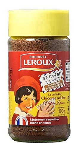 日本珈琲貿易『LEROUX(ルルー) インスタントチコリ』
