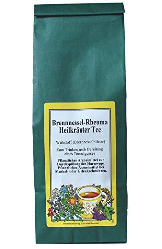Abtswinder Naturheilmittel Brennnessel-Rheuma Heilkräuter Tee 60 g Blockbodenbeutel
