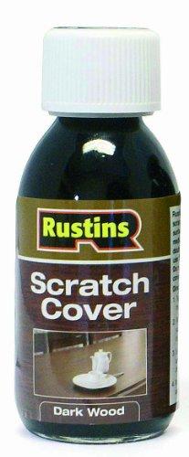 Rustins Scratch Deckel, für mittel Holz, 125ml