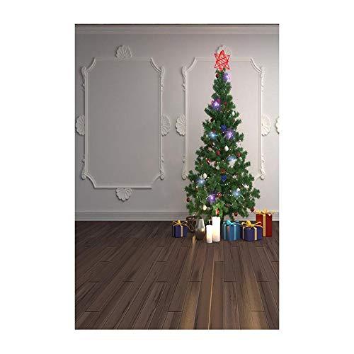 foreverH FORH Weihnachten Backdrops Fotohintergrund Fotografie Stoffhintergrund Stoff Hintergrund Mit Requisiten Fotografie Studio Hintergrund