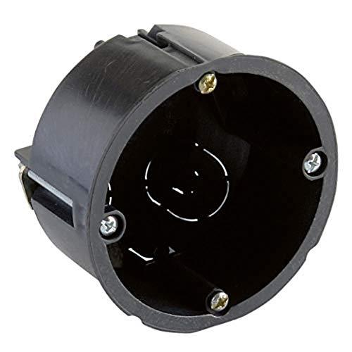 x10 caja mecanismo empotrar pladur • Tabique hueco 【68x46 mm】• 10 unidades
