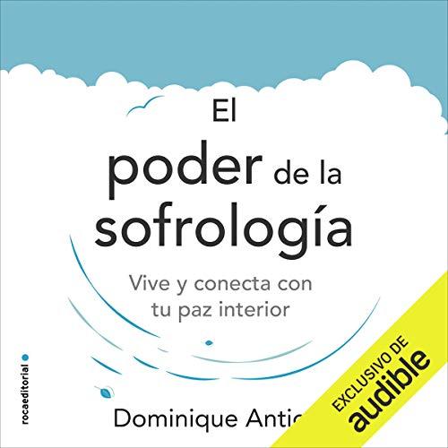 Diseño de la portada del título El poder de la sofrología