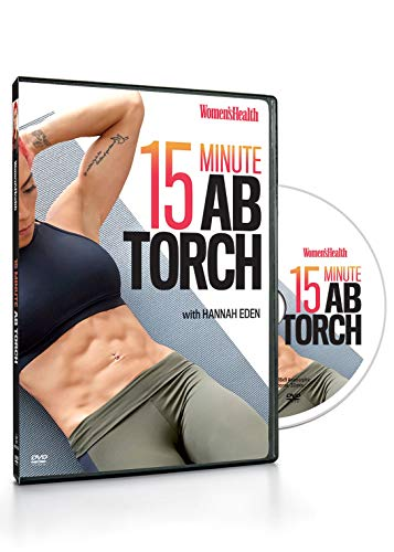 Women's Health 15 Minute Ab Torch with Hannah Eden