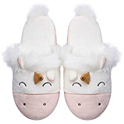 unicorn slippers | unicorn gift for teen | unicorn gift for woman |