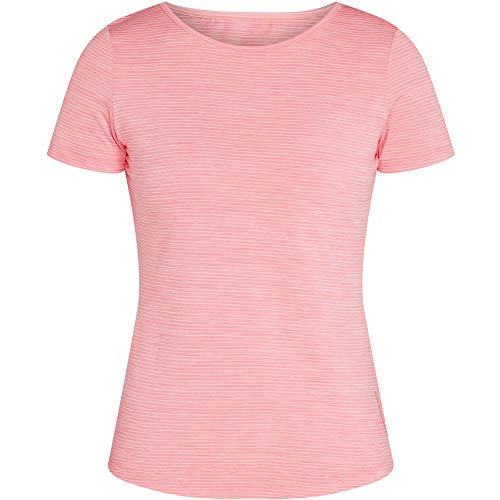ENERGETICS T- Shirt Gora Femme - Rose(Pink Light/ Melange) - 46