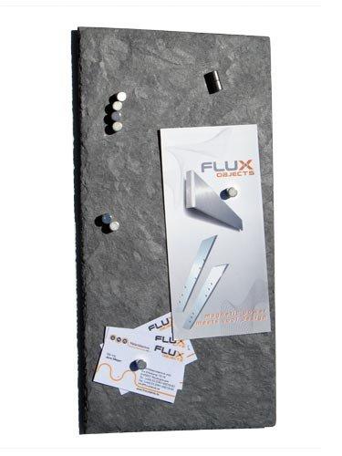 Pinnwand/Magnet-Wand aus Schiefer in 40 cm x 20 cm