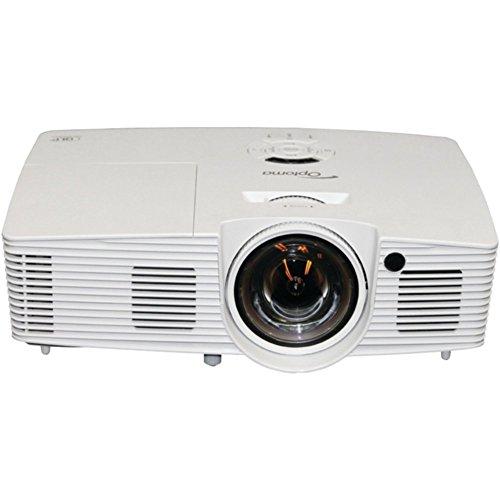 OPTOMA W316ST W316ST WXGA Full-3D Short-Throw Projector Consumer Electronics