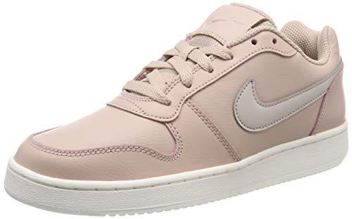 Nike Damen Sneaker Ebernon Low, Zapatillas Mujer, Beige (Particle Beige/Desert Sand/Sai 200), 40.5 EU