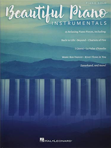 Beautiful Piano Instrumentals (Piano Book): Noten, Sammelband für Klavier