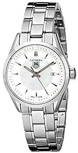 TAG Heuer Women's WV1415.BA0793 'Carrera' Stainless Steel Watch image