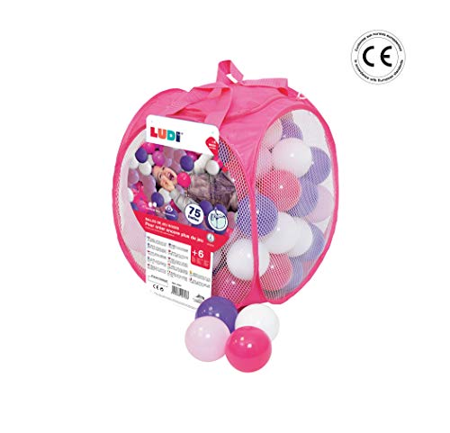 LUDI Game Balls (Pink) by Ludi