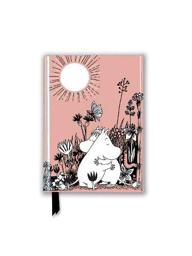 Moomin Love (Foiled Pocket Journal) (Flame Tree Pocket Books)
