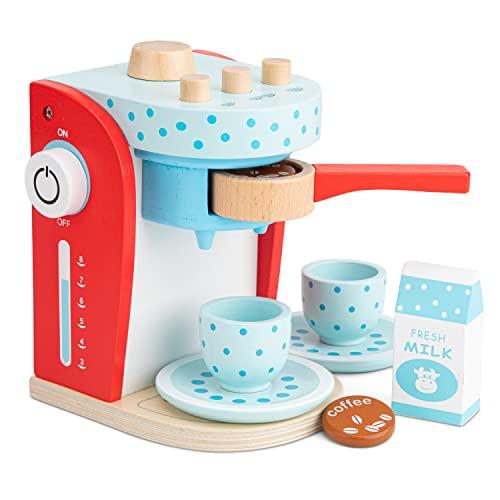 New Classic Toys - 10700 - zaparzacz do kawy - wielokolorowy (czerwony)
