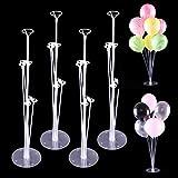 Soporte de globo, soporte de globo, soporte de balcón para mesa, accesorios de...