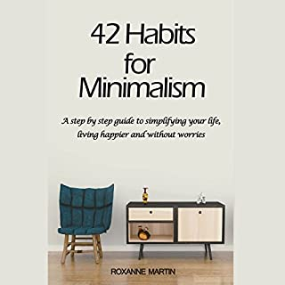 42 Habits for Minimalism audiobook cover art