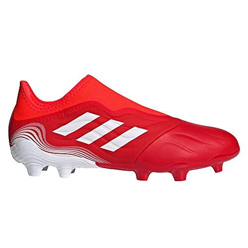 adidas Copa Sense.3 LL FG, Zapatillas Deportivas Hombre, Rojo/FTWBLA/Rojsol, 44 EU