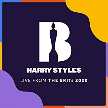 Falling (Live From The BRIT Awards, London 2020)