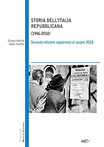 Storia dell'Italia repubblicana (1946-2018)