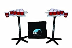 15+ Awesome Beer Pong Tables, Racks, and Accessories 15