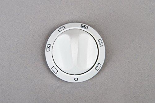 Bóton Mando de Control para Horno FAGOR 1L+ Blanco