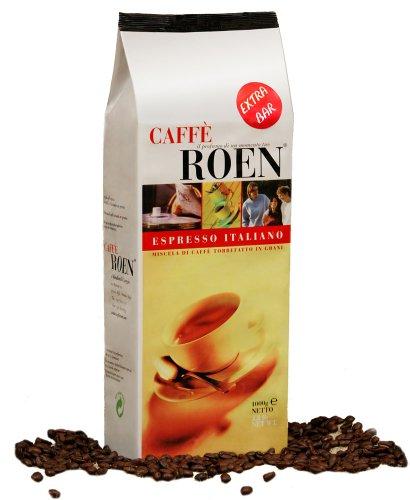 Caffè Roen Extra Bar - 1000g ganze Kaffeebohnen
