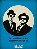 AZSTEEL Blues Brothers Poster Poster | Poster No Frame