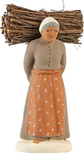 Arterra Santons de Provence Krippenfigur Damen im Bündel von