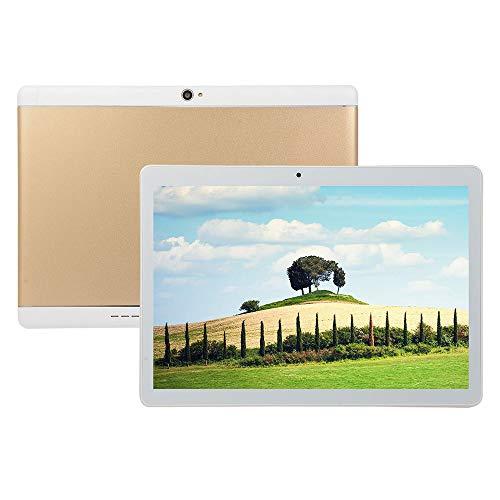 tablet PC de 10 Pulgadas de Entretenimiento portátil PC Dual SIM Dual Standby Android PC Soporte WiFi Capacidad de batería 4000mah