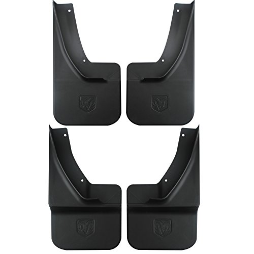 10 Best Mud Flaps For Ram 1500 in 2021 [Top Reviews] 4