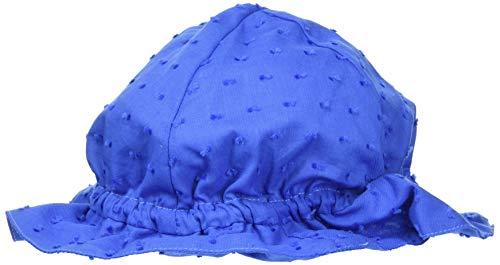 Petit Bateau Bail Casquette, Bleu (Cool 02), Nouveau-né (Taille Fabricant: 12M 12/18mois) Bébé Fille