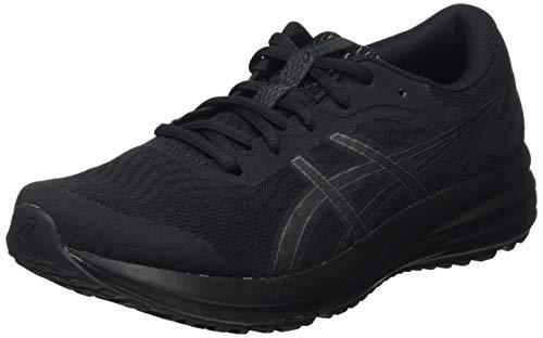 Asics Patriot 12, Road Running Shoe Homme, Black, 47 EU