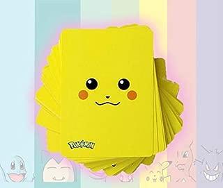 YaoDao Pokemon Pikachu Playing Cards Entertainment Poker Full Set of 52 Pokemon Themed Playing Cards
