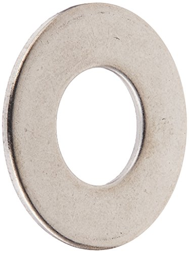 Hillman 830506 Stainless Steel 3/8-Inch Flat Washers, 100-Pack, Single