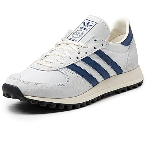 adidas TRX Vintage, Zapatillas Deportivas Hombre, Chalk White Core Black Clear Grey, 45 1/3 EU