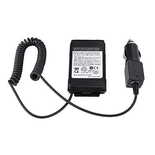 Tangxi Mobiler Batterie-Eliminator, 12 V pro FT-70D FT-70DR Korrosionsbeständiges Autoradio mit mobilem Batterie-Eliminator zum Batteriewechsel