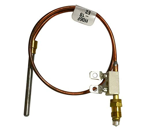 18' Thermocouple 099538-01 for Desa Master Reddy Remington All Pro LP Forced Air Heater 30FAS