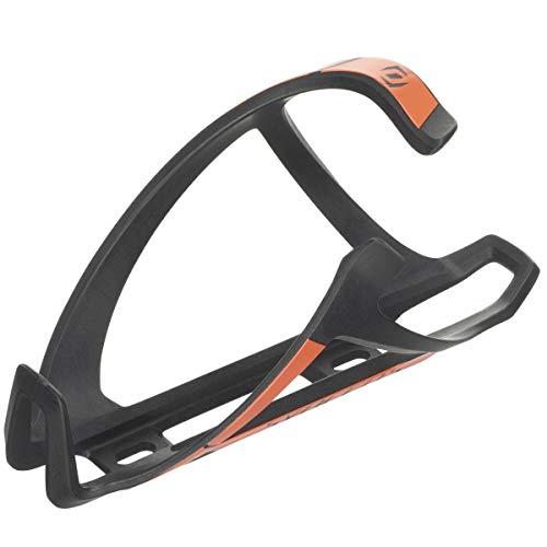 Syncros Tailor Cage 2.0 Fahrrad Flaschenhalter rechts schwarz/orange