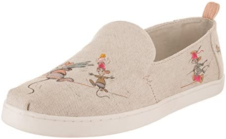 TOMS Disney x Taupe Gus and Jaq
