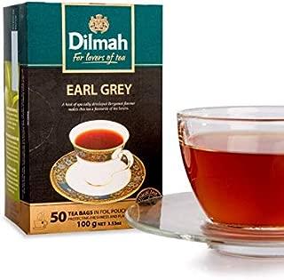 Dilmah CEYLON tea ENGLISH BREAKFAST EARL GREY CEYLON SUPREME ENGLISH AFTERNOON (Earl Grey)