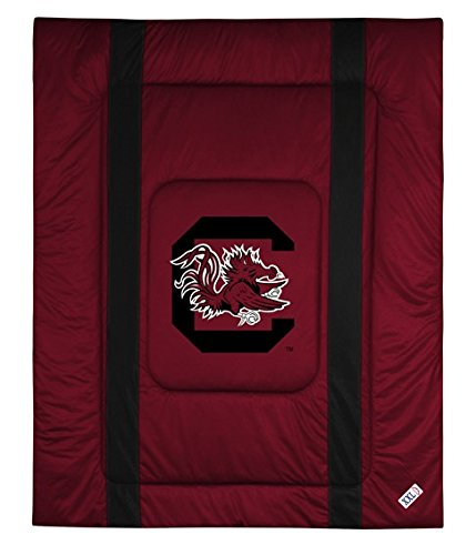 University of South Carolina Jersey Stripe Comforter (Full/Queen)