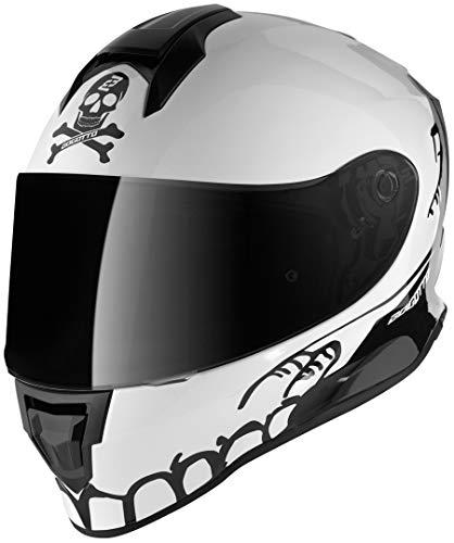 Bogotto V151 Skelly Kinder Helm S