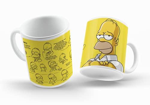 Tasse The Simpson Homer