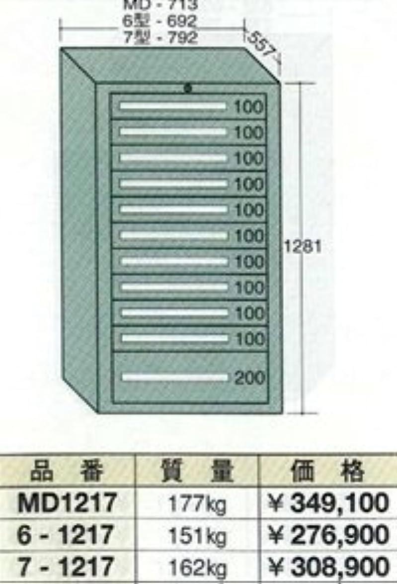 収穫潜む揃えるOS(大阪製罐) スタンダードキャビネット 7-1217