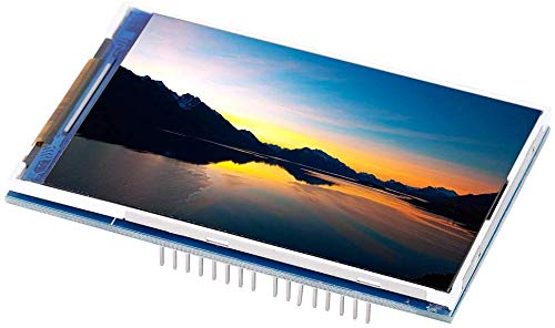 3.5inch TFT LCD Screen Module 480x320 Resolution HD Support for 2560 Board DIY, Touch/Not Touch Panel(Without Touch Panel)